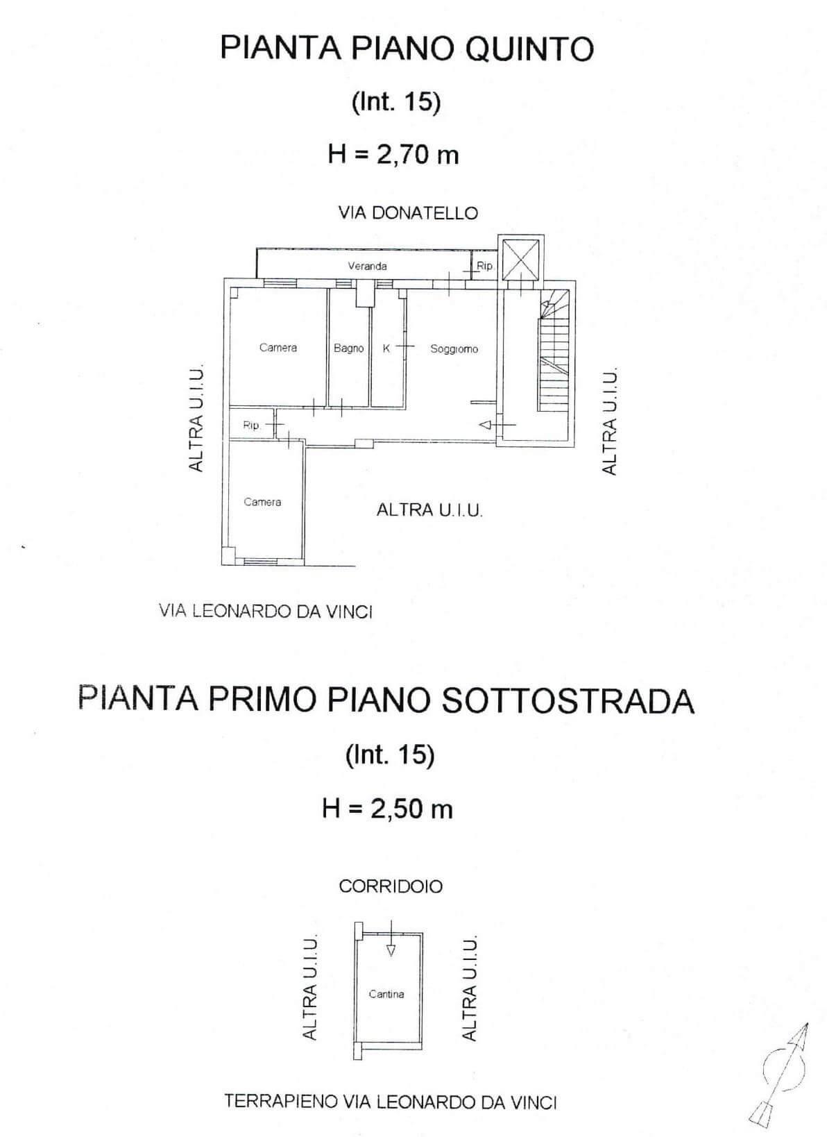 Appartamento via da vinci centro casa lucera - Casa centro commerciale da vinci ...