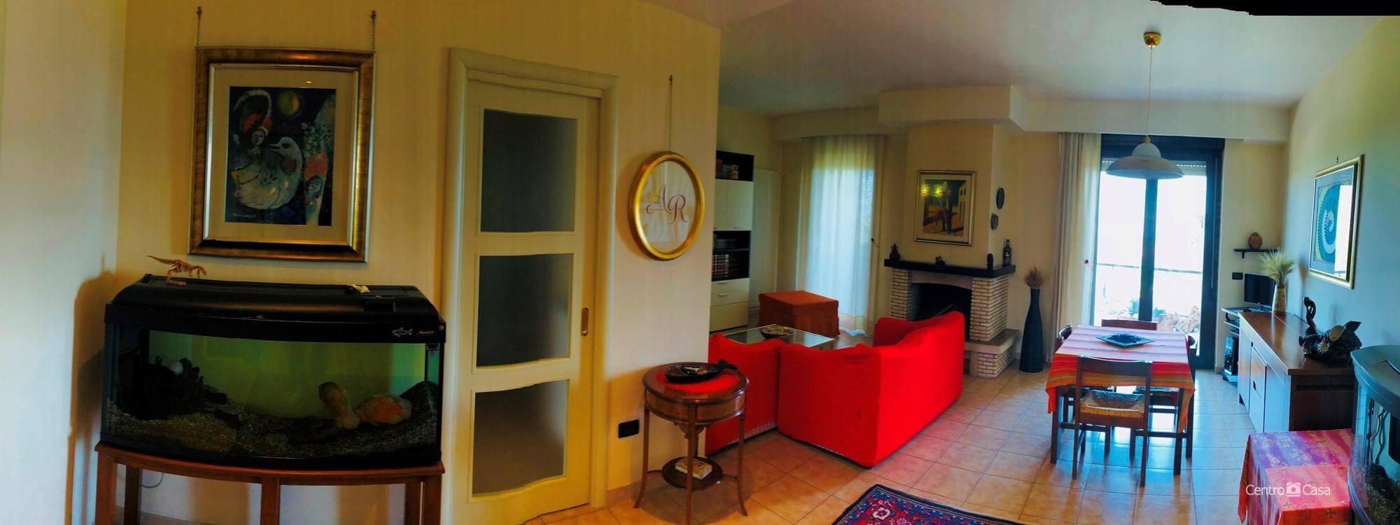 Appartamento via Rocco del Preite