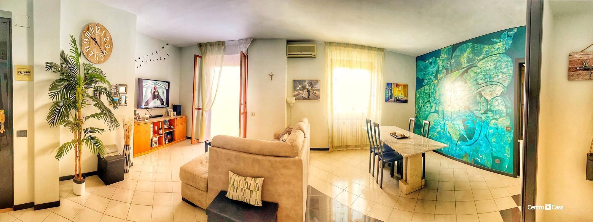 Appartamento via Michelangelo