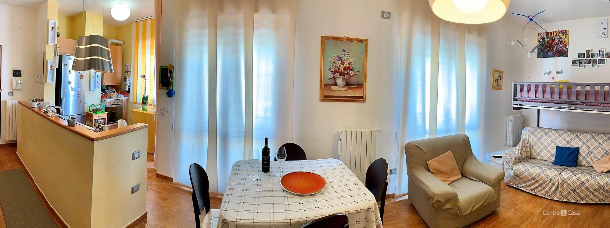 Appartamento via Giovanni XXIII