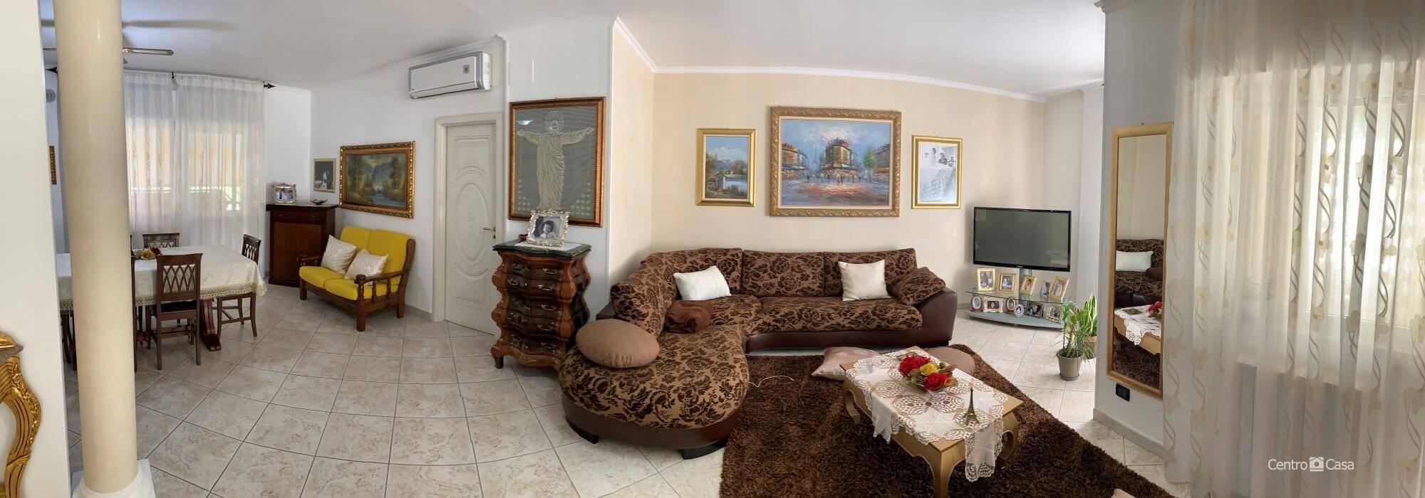 Appartamento via Botticelli