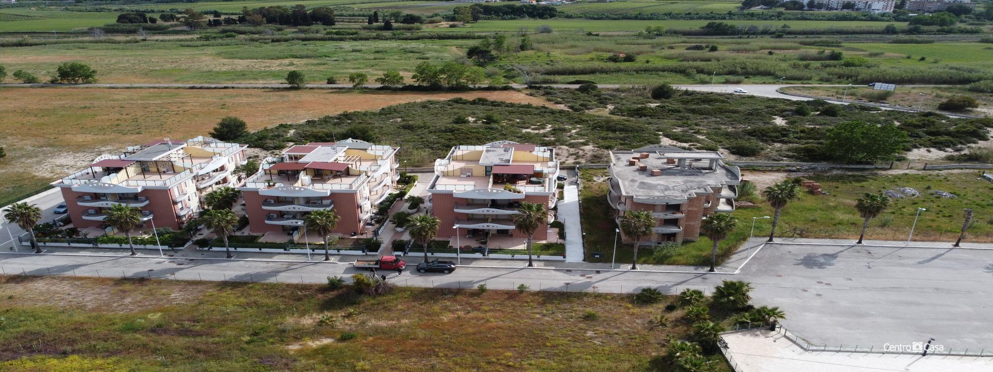 """Residence """"Il Porticciolo""""……Nuove costruzioni a 200 mt dal mare"""